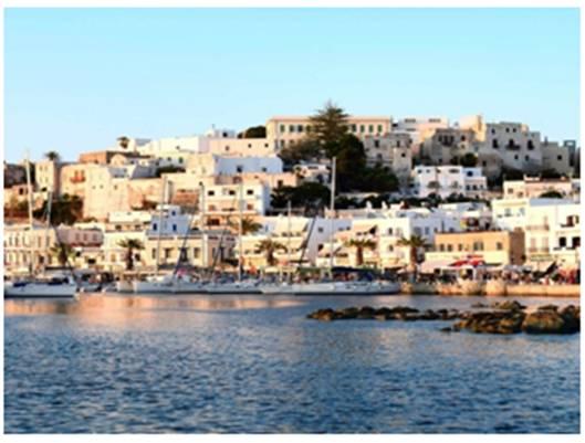 """Η Νάξος & συνταγή """"Ναξιώτικου Καλόγερου"""" / Naxos island and recipes"""